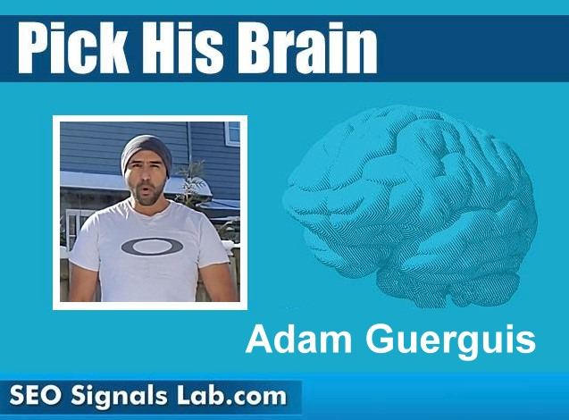 Pick His Brain! with Adam Guerguis